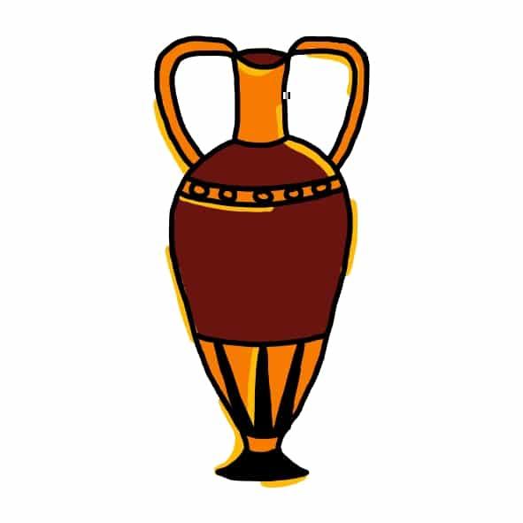 Vase - Voyages en archéo